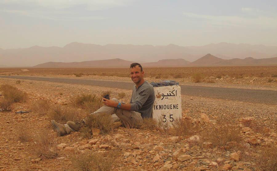Morocco bird guide