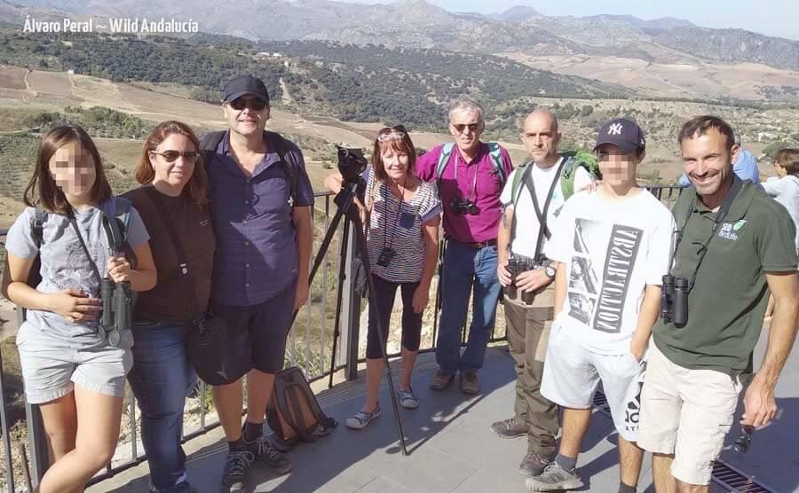 Birding with SEO Birdlife in Ronda