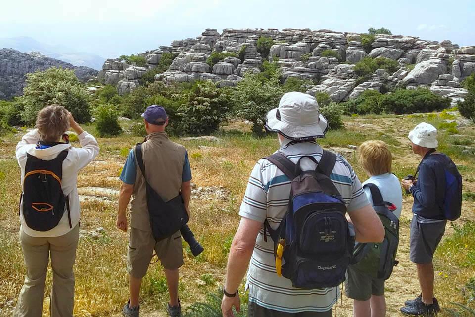 wildlife experience near Ronda, Málaga